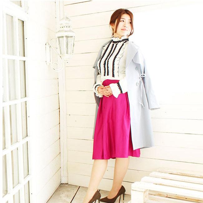【一押しオススメアイテム】これはズルい♡反則級に可愛い「Sawa a la mode」の愛され服