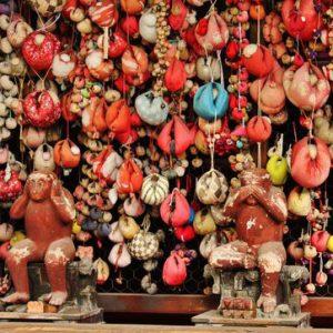 【京都まにあ】欲を我慢して「くくり猿」を奉納すれば願いを叶えてくれる小さなパワースポット♡