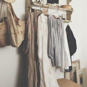 【10年着るための洋服ケア】気になる、長く愛用するには?リネンお洋服のお手入れ方法。