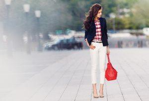 【知って得する!カラー講座】大人の仕事服は色選びで差をつける!