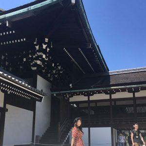 【京都まにあ】まさかの事件勃発!!初夏の御所は荘厳でスリリング☆