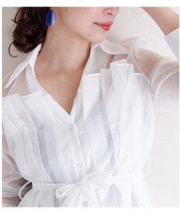 """【やっちゃいけないNGファッション】アラフォー女子的""""コンサバにならない""""初夏のお仕事スタイルの作り方"""