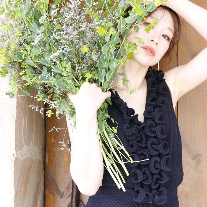 【 最速でオシャレに見せる一着】花言葉を添えて…あなたはもうお気づきですか?サイトのメイン画像が夏仕様に変わりました♪