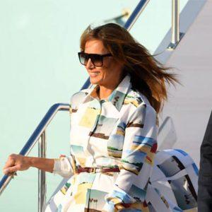 【お値段以上、アラモ】ファッションで振返る訪日☆メラニア米大統領夫人のコーディネートに注目