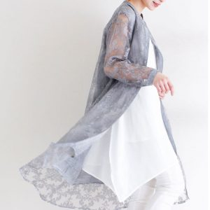 【最速でオシャレに見せる一着】春夏はシャツワンピースを羽織るだけでおしゃれな大人コーデの完成!