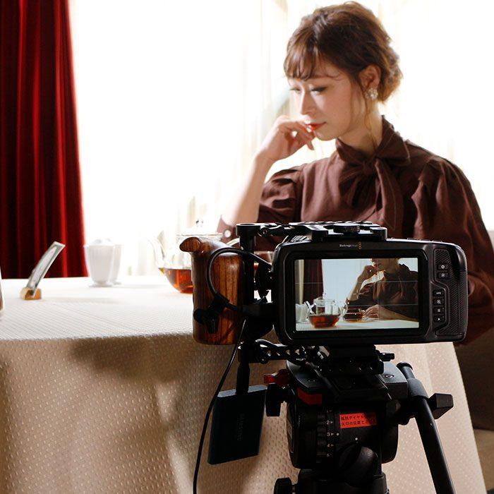 【スタッフコラム】Sawa a la modeのプロモーションビデオ撮影現場に潜入取材!