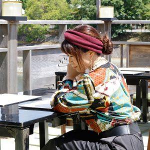 【 京都まにあ】京都の風情たっぷりの絵になる路地「先斗町」で川床ランチ