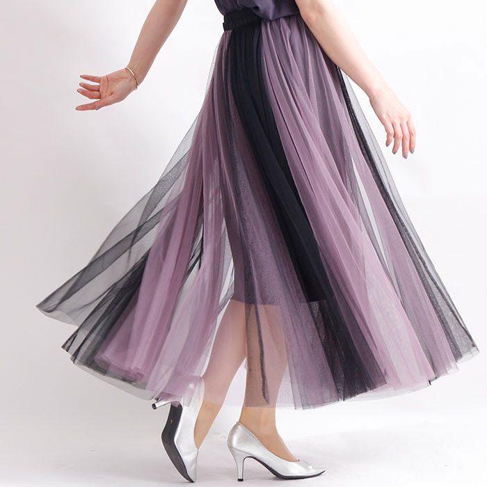 【お値段以上、アラモ】大人の女性へお届けしたいこの冬キレイが詰まったスカート