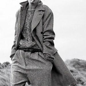 【体型隠しのセオリー】コートだって「着痩せテクニック」で、冬もスッキリ魅せ☆