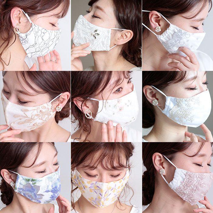 【一押しオススメアイテム】夏にこそコットンマスクを取り入れてほしい2つの理由☆計10型!!新作マスクも登場中!!