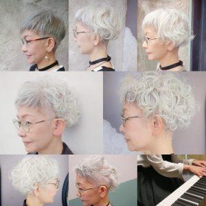 【こんなところにサワジェンヌ】『白髪を活かして素敵に魅せる』ピアノ&鍵盤ハーモニカ奏者でグレイヘアモデルの野田ユカさん