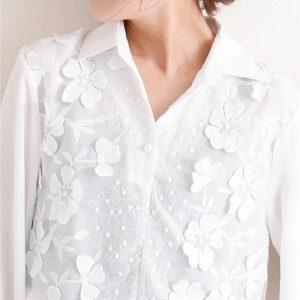 【コーディネート】汗ばむ陽気の日に♡ 羽織るように着まわす、絶品シャツブラウス