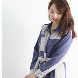 【最速でオシャレに見せる一着】袖を通せばたちまちオシャレ♡ ワンピースが、今の季節にちょうど良い♪